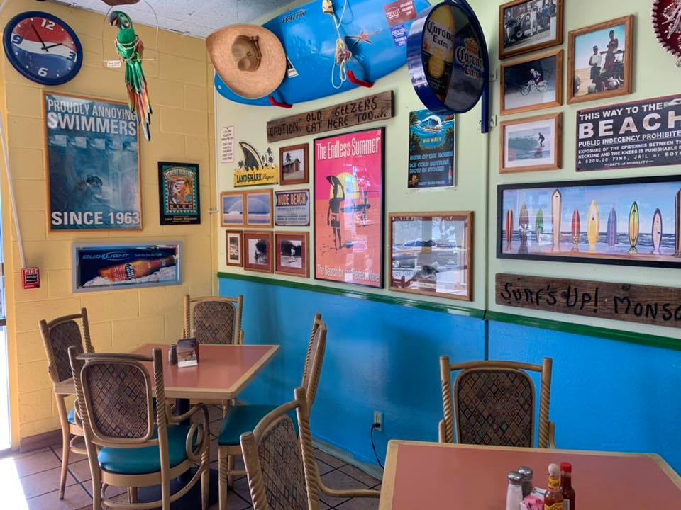 Front Room Decor - Barbudo's Cantina - Prescott, AZ - Taken By For Foodies By Foodies