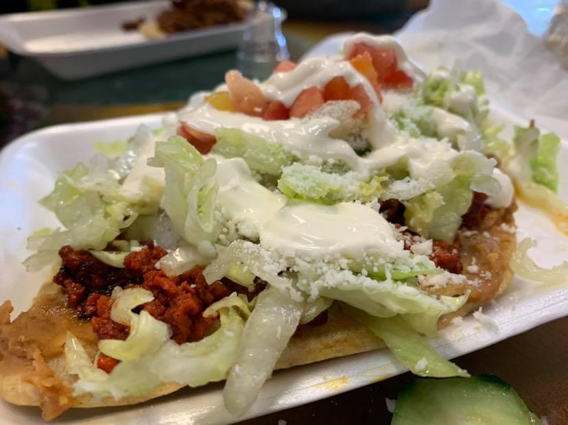 Hurache con Chorizo - Carniceria Azteca - Prescott Valley, AZ