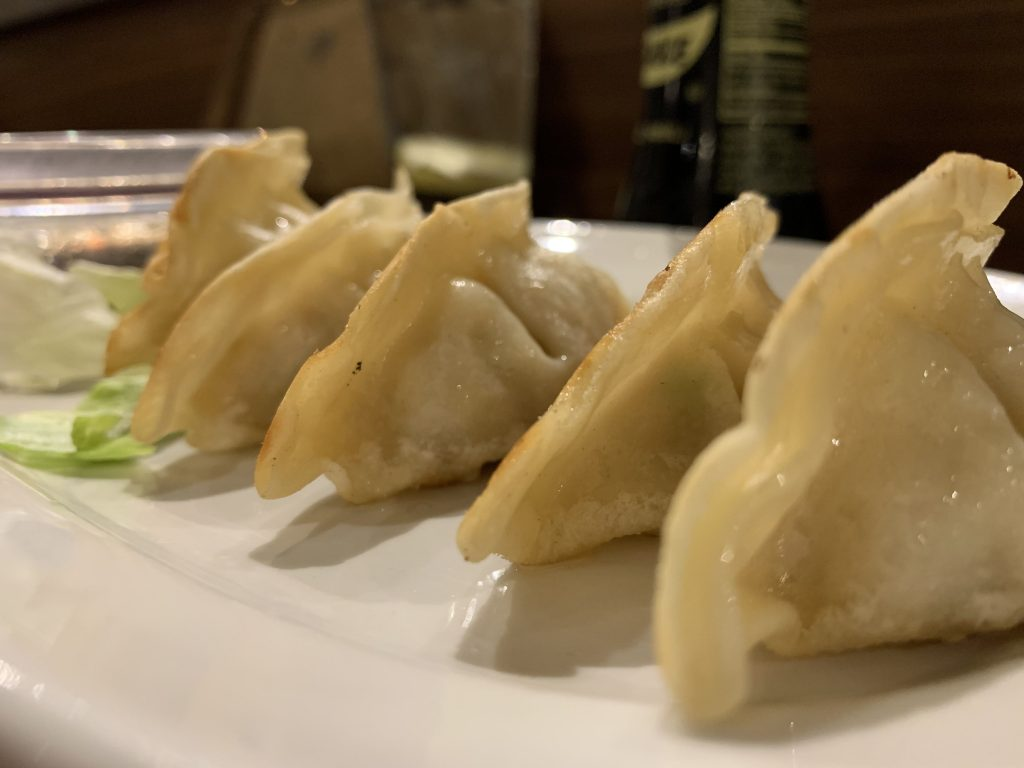 Gyoza - Fujiyama Sushi Bar - For Foodies By Foodies Review