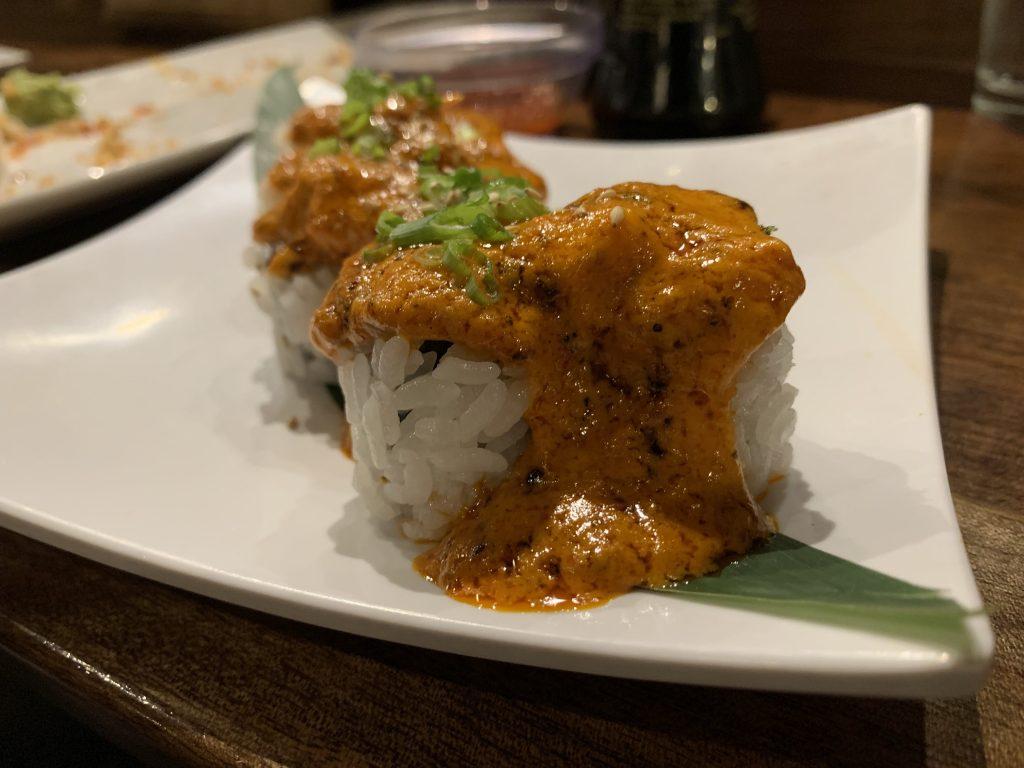 Samarai Sushi Roll - Fujiyama Sushi Bar - Prescott, AZ - Taken by For Foodies By Foodies